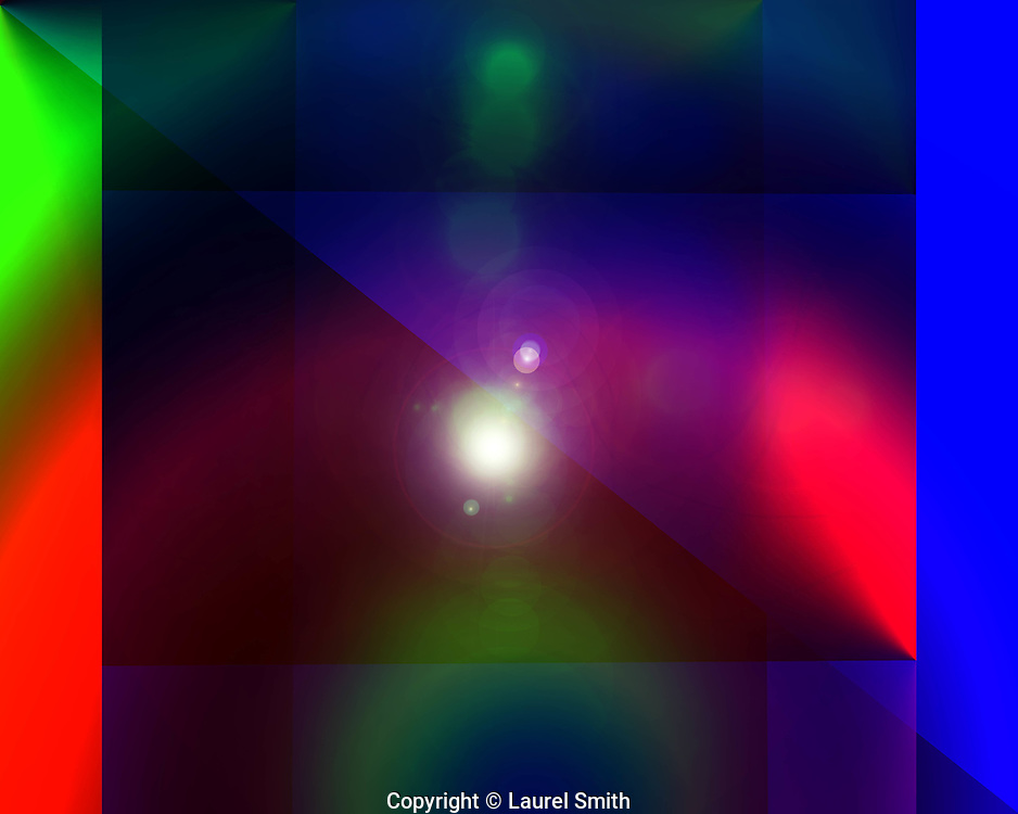 Dimensions of Consciousness #16 ~ © Laurel Smith