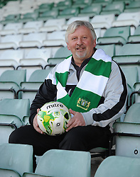 New Yeovil Town Manager Paul Sturrock looks on after being officially unveiled as the new Manager at a Press Conference at Huish Park, Yeovil on the 9th of April 2015. - Photo mandatory by-line: Harry Trump/JMP - Mobile: 07966 386802 - 09/04/15 - SPORT - FOOTBALL - Yeovil Town Press Conference - Huish Park, Yeovil, England.