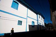Araxa_MG, Brasil...Museu Historico Dona Beija, do seculo XIX, em Araxa, Minas Gerais...The Dona Beija historical museum, 19th century, ..Foto: LEO DRUMOND / NITRO