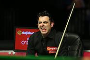 0117 Dafabet Masters Snooker quarter finals