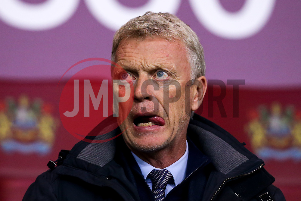 Former Everton, Manchester United and Sunderland Manager David Moyes in the crowd to watch Burnley v Newcastle United in the Premier League - Mandatory by-line: Robbie Stephenson/JMP - 26/11/2018 - FOOTBALL - Turf Moor - Burnley, England - Burnley v Newcastle United - Premier League