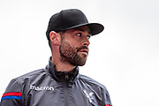 Crystal Palace #27 Damien Delaney before the Premier League match between Crystal Palace and Southampton at Selhurst Park, London, England on 16 September 2017. Photo by Sebastian Frej.