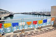 Ashkelon Marina and yacht club, Ashkelon, Israel,