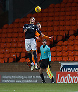 Randy Wolters of Dundee  - Dundee United v Dundee, SPFL Under 20 Development League at Tannadice Park, Dundee<br /> <br />  - © David Young - www.davidyoungphoto.co.uk - email: davidyoungphoto@gmail.com