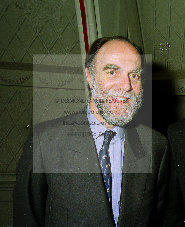 VISCOUNT COWDRAY at a reception in London on 22nd May 1997.LYL 32 MO