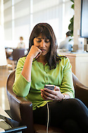 Sarada Krishnan at the San Francisco airport waiting to leave for China and Mongolia