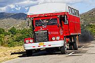 Truck in Guantanamo, Cuba.