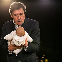 Cyprus Avenue by David Ireland;<br /> Directed by Vicky Featherstone;<br /> Stephen Rea as Eric Miller;<br /> Jerwood Theatre Upstairs;<br /> Royal Court Theatre, London, UK;<br /> 5 April 2016