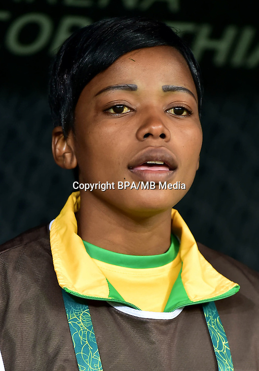Fifa Woman's Tournament - Olympic Games Rio 2016 -  <br /> Zimbabwe National Team - <br /> ZULU Samkelisiwe