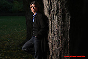 Wellesley, MA 10109   Elan Sassoon is one of 25 Most Stylish people for the year 2009. He was photographed at a Massachussetts Horticultural Society in Wellesley  on October 16, 2009. (Essdras M Suarez/ Boston Globe)/ G