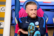 Peterborough Utd midfielder George Cooper (19) before the EFL Sky Bet League 1 match between Peterborough United and Wycombe Wanderers at London Road, Peterborough, England on 2 March 2019.