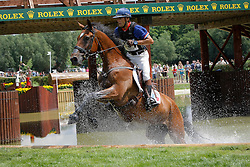 Lyard Cedric (FRA) - Jessy Mail<br /> CHIO Aachen 2009<br /> Photo © Hippo Foto