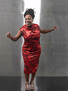 Sharon Jones photographed at my studio Seattle, WA.