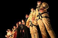 21/08/12 - AURILLAC - CANTAL - FRANCE - 27e Festival de Theatre de rue d Aurillac. ECLAT 2012 - Photo Jerome CHABANNE