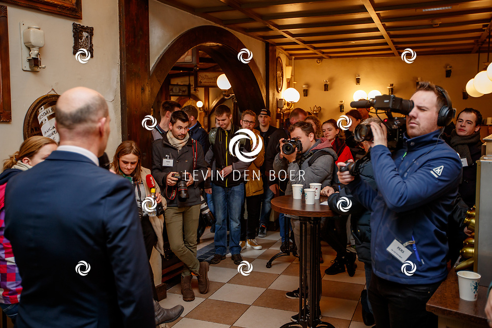 KAATSHEUVEL - Vandaag nemen we tijdens een besloten evenement voor prijswinnaars en pers afscheid van de huidige Python. FOTO LEVIN & PAULA PHOTOGRAPHY VOF