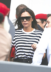 David and Victoria Beckham and family arrive in Australia 21 oct 2018