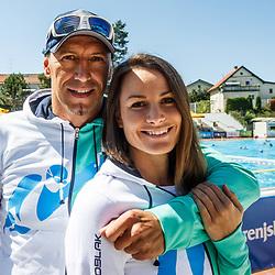 20180827: SLO, Swimming - Press conference European Masters Championship Slovenia 2018