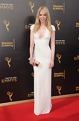Riki Lindhome bei den Creative Arts Emmy Awards in Los Angeles / 100916<br /> <br /> <br /> *** at the Creative Arts Emmy Awards in Los Angeles on September 10, 2016 ***