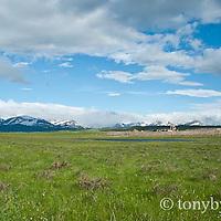 glacier national park pump jack on blackfeet reservation conservation photography - blackfeet oil