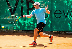 Bostjan Kreutz at Day 10 of ATP Challenger Zavarovalnica Sava Slovenia Open 2019, on August 18, 2019 in Sports centre, Portoroz/Portorose, Slovenia. Photo by Vid Ponikvar / Sportida