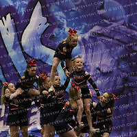 1045_Premier star cheerleaders - Silver