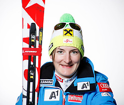 20.10.2012, Messehalle, Innsbruck, AUT, OeSV, Ski Alpin, Fototermin, im Bild Kathrin Zettel (OeSV, Skirennlaeuferin) // during the official Portrait and Teamshooting of the Austrian Ski Federation (OeSV) at the Messehalle, Innsbruck, Austria on 2012/10/20. EXPA Pictures © 2012, PhotoCredit: EXPA/ OeSV/ Erich Spiess