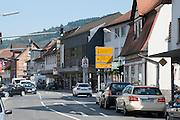 Hauptstraße Fürth, Odenwald, Hessen, Deutschland