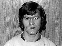 Johnny Jameson, footballer, soccer player, Glentroan FC, Belfast, N ireland, October, 1972, 197210280656<br /> <br /> Copyright Image from Victor Patterson, 54 Dorchester Park, Belfast, UK, BT9 6RJ<br /> <br /> t1: +44 28 9066 1296<br /> t2: +44 28 9002 2446<br /> m: +44 7802 353836<br /> <br /> e1: victorpatterson@me.com<br /> e2: victorpatterson@gmail.com<br /> <br /> www.victorpatterson.com<br /> <br /> IMPORTANT: Please see my Terms and Conditions of Use at www.victorpatterson.com