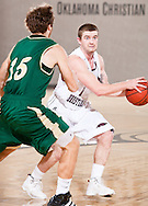 January 3, 2011: The University of Science and Arts of Oklahoma (USAO) Drovers play against the Oklahoma Christian University Eagles at the Eagles Nest on the campus of Oklahoma Christian University.