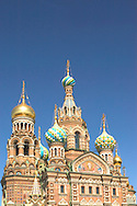 The Church on Spilled Blood<br /> St Petersburg, Russia<br /> c. Ellen Rooney