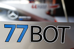 May 11, 2017 - Barcelona, Spain - Motorsports: FIA Formula One World Championship 2017, Grand Prix of Spain, .technical detail, rear wing, Heckflügel  (Credit Image: © Hoch Zwei via ZUMA Wire)