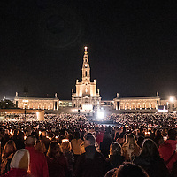 Mass with Candle Light Procession at Our Lady of Fatima in honour of Our Lady of Fatima on October 12, 2016.