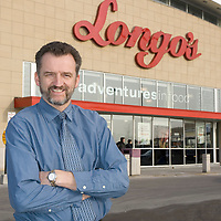 John Charleson, Director, Information Technology and Supply Chain Management, Longo Brothers Fruit Markets Inc.<br /> <br /> At the Longo's store at 2810 Major Mackenzie Drive, Maple, Ontario, Canada.
