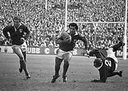 Ireland V Scotland 1986