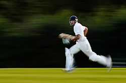 Saturday, 23rd August 2009.  Batsman running. Picture Credit: Nick Walker/Sport Picture Library.