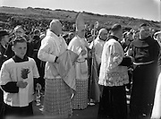 29/06/1952<br /> 06/29/1952<br /> 29 June 1952<br /> Dedication of New Franciscan Church at Rossnowlagh, Co. Donegal.