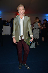 HENRY CONWAY at the World's Greatest Quiz Night in aid of the Quintessentially Foundation and Dimbleby Cancer Care held at the Riverside Parliament Panorama marquee at St Thomas' Hospital, Westminster Bridge Road, Londonon 15th September 2015.
