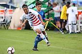 Soccer-CONCACAF U15 Championships-Guatemala vs USA-Aug 5, 2019