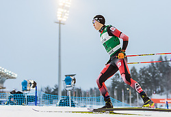 19.02.2016, Salpausselkae Stadion, Lahti, FIN, FIS Weltcup Nordische Kombination, Lahti, Langlauf, im Bild Mario Seidl (AUT) // Mario Seidl of Austria competes during Cross Country Gundersen Race of FIS Nordic Combined World Cup, Lahti Ski Games at the Salpausselkae Stadium in Lahti, Finland on 2016/02/19. EXPA Pictures © 2016, PhotoCredit: EXPA/ JFK