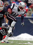 Bethel Johnson, New England Patriots @ Buffalo Bills, 11 Dec 05, 1pm, Ralph Wilson Stadium, Orchard Park, NY