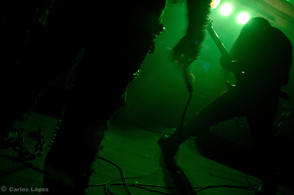 GOAT SEMENI, PERUVIAN BAND OF BLACK METAL