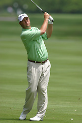 28 June 2005<br /> <br /> Cameron Beckman.<br /> <br /> Tuesday practice session at the 2005 Cialis Western Open. Dubsdread, Cog Hill Golf Course, Lemont, IL