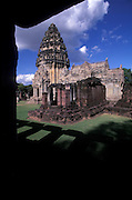 Khmer ruins of Phimai, Isaan, Thailand