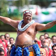 American Samoa Flag Day 2014