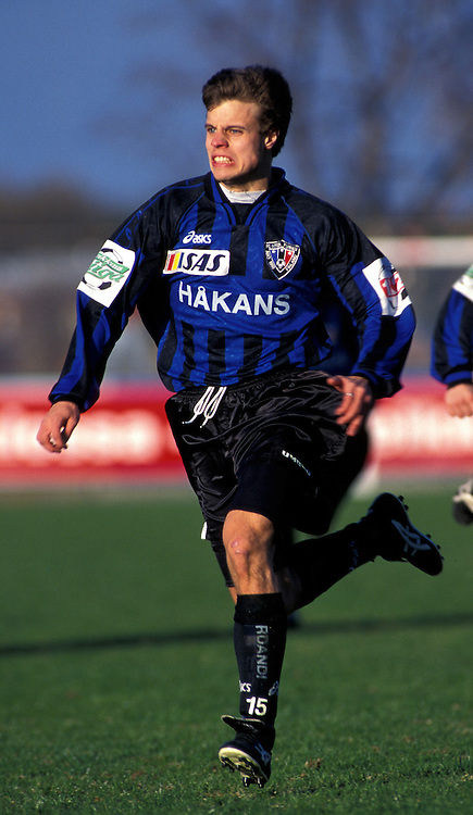 04.05.1997.Jani M?enp?? - FC Inter Turku.©JUHA TAMMINEN
