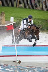 Christopher Burton (AUS) - TS Jamaimo <br /> Cross Country - CCI4* <br /> Mitsubishi Motors Badminton Horse Trials<br /> Badminton 2014<br /> © Hippo Foto - Jon Stroud