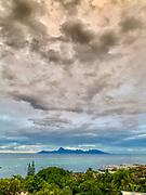 Home, Papeete Market, Tahiti, French Polynesia
