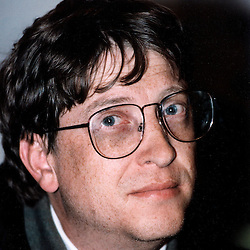 Bill Gates.<br />