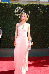 April 30, 2017 - Pasadena, CA, USA - LOS ANGELES - APR 30:  Maria Menounos at the 44th Daytime Emmy Awards - Arrivals at the Pasadena Civic Auditorium on April 30, 2017 in Pasadena, CA (Credit Image: © Kathy Hutchins/via ZUMA Wire via ZUMA Wire)