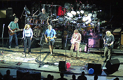 Steve Winwood performing with The Dead in concert at Saratoga Performing Arts Center 20 June 2003